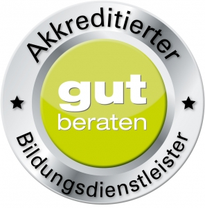 Das IVFP ist akkreditierter Bildungsdienstleister - Gutberaten.de