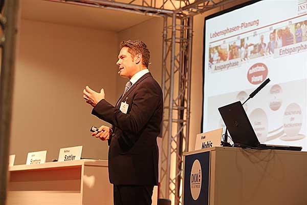 Frank Nobis auf der DKM und You Tube-Video Infotainment,