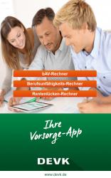 DEVK Vorsorge-App