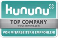 Das IVFP wurde von KUNUNU als Top-Company ausgezeichnet