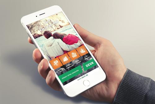 app, devk, VorsorgeApp, Altervorsorge, Rentenluecke, RenditeOptimierer