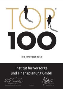 IVFP ist Top 100 Innovator